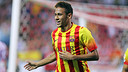 Neymar could be making his cup debut / PHOTO: MIGUEL RUIZ - FCB
