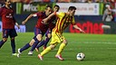Messi v Osasuna / PHOTO MIGUEL RUIZ - FCB