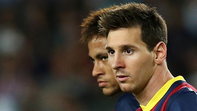 Messi i Neymar. FOTO: MIGUEL RUIZ-FCB.