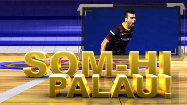 Careta del programa 'Som'hi Palau'