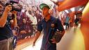 Neymar Jr, abans del partit amb el Madrid / FOTO: MIGUEL RUIZ-FCB