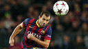 Mascherano. PHOTO: MIGUEL RUIZ - FCB