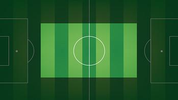 Zona del terreno de juego donde juega Ivan Rakitic