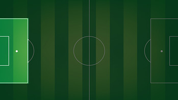 Area of the field where Marc-André Ter Stegen plays