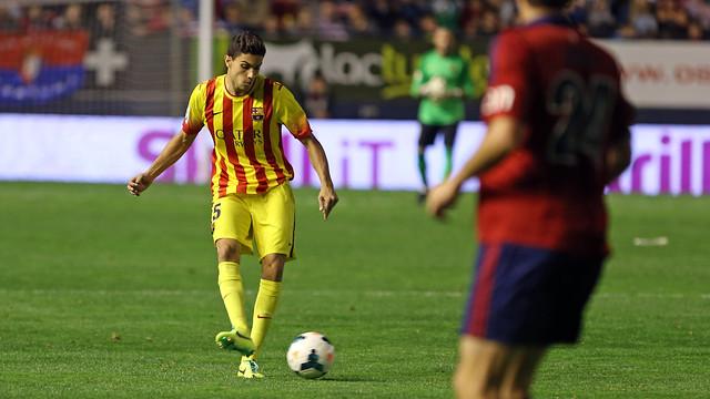 Bartra/PHOTO: MIGUEL RUIZ-FCB.