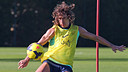 Puyol / PHOTO: MIGUEL RUIZ - FCB
