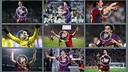 Imatge del recull de vídeos dels gols de Leo Messi marcats des de la temporada 2005/06 fins a la 2010/11