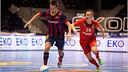 Lin in action against Lokomotiv / Foto: Ivana Hoskova