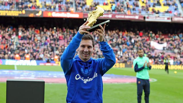 Rezultat slika za messi 2013. golden shoe
