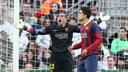 Pinto's against Granada. FOTO: MIGUEL RUIZ - FCB