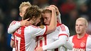 Ajax win 3-0 before their home game with Barcelona / PHOTO: www.ajax.nl