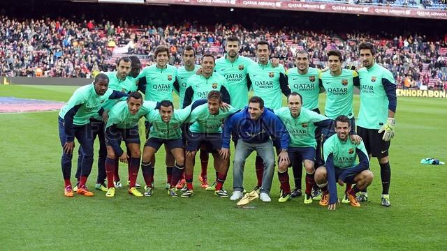 موقع برشلونة ميسي Out تشكيلة
