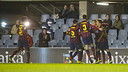 Barça B made it two wins in a row / PHOTO: VÍCTOR SALGADO-FCB
