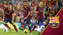 Xavi, Busquets i Iniesta, migcampistes nominats al FIFA FIFPro World XI