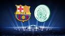 FC Barcelona - Celtic FC
