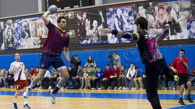 Copa del Rey: Barcelona B elimina al Naturhouse | Mundo Handball