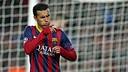 Pedro goal against Celtic. PHOTO: MIGUEL RUIZ-FCB.