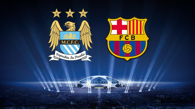 Pronostic Manchester City – Barcelona 18.02.2014 thumbnail