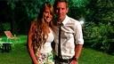 Messi, amb la seva companya, a l'Argentina. FOTO: Instagram leomessi