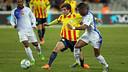 Sergi Roberto. / PHOTO: MIGUEL RUIZ-FCB
