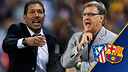 Tata Martino and Simeone, two Argentinians going head to head