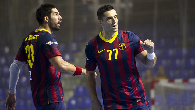 Lazarov and Karabatic