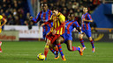 Leo Messi vs Levante / PHOTO: MIGUEL RUÍZ