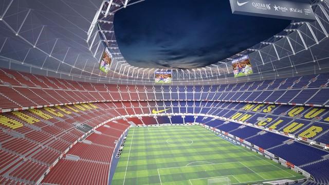 巴塞否決建設新球場提案 將斥資六億翻修魯營