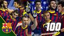 100 gols de rècord a l'OK Lliga