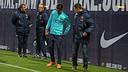 Isaac Cuenca / PHOTO: MIGUEL RUIZ - FCB