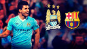 This will be the first time Agüero  has faced Barça since moving to Man City