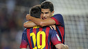 Bartra signs extension until 2017 / PHOTO: MIGUEL RUIZ-FCB