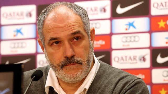 "Zubizarreta sorprende renegando del ""estilo Barça"""