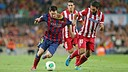 Messi and Arda will be facing each other once again. PHOTO: MIGUEL RUIZ-FCB.