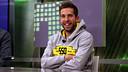 Jordi Alba spoke to Barça TV programme 'El Marcador' / PHOTO: MIGUEL RUIZ.