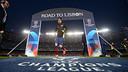 Marc Bartra replaced Gerard Piqué in Tuesday's game with Atlético. / MIGUEL RUIZ-FCB