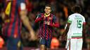 Barça won 4-0 against Granada at the Camp Nou earlier this season / PHOTO: MIGUEL RUIZ-FCB