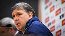 Gerardo Martino gave his pre-final press conference on Tuesday / PHOTO: GERMÁN PARGA - FCB