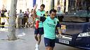 Xavi, a València / FOTO: MIGUEL RUIZ - FCB