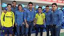 Retrobament al Madrigal amb Joan Àngel Roman / FOTO: MIGUEL RUIZ - FCB