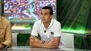 Pedro, on Barça TV / PHOTO: MIGUEL RUIZ-FCB