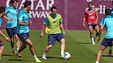 Training session / PHOTO: MIGUEL RUIZ - FCB