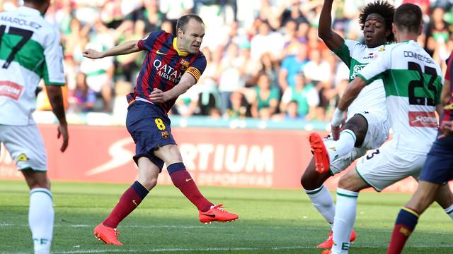 Elche 0-0 Barcelone FC : Un nul, et une finale
