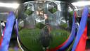 The league trophy / PHOTO: MIGUEL RUIZ - FCB