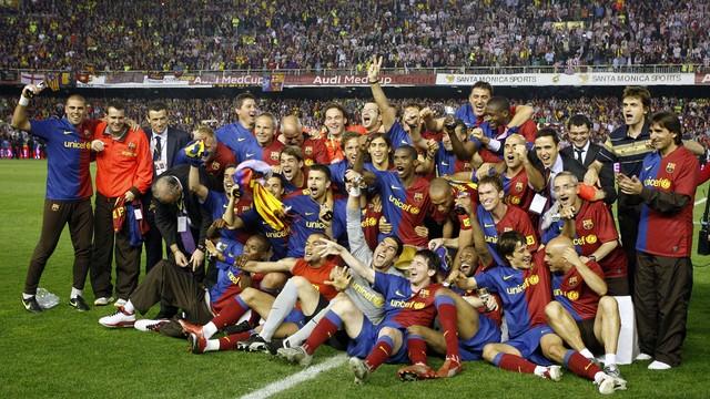 Cup 2009. PHOTO: MIGUEL RUIZ-FCB.