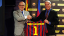 "The agreement will enable both entities to work together on promotional campaigns such as ""Striker Challenge"" by which consumers / PHOTO: MIGUEL RUIZ - FCB"