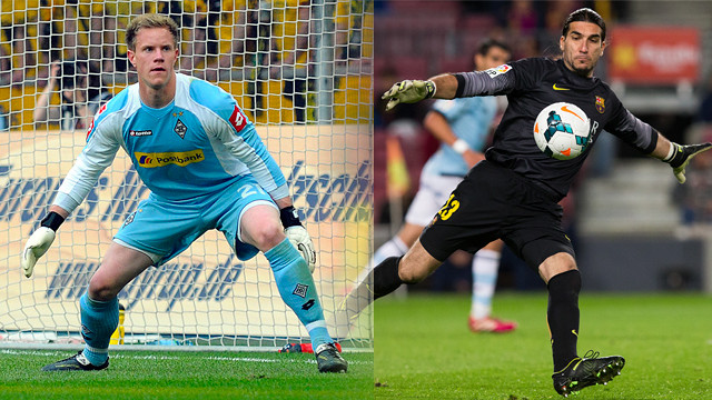 FC Barcelona sign Ter Stegen and announce Pinto's departure