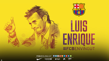 Wallpaper: Luis Enrique