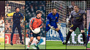 Ter Stegen and other goalkeepers of FC Barcelona