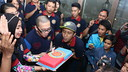 HUT Perayaan Penya Barcelonista Indobarça Jakarta (Indonesia)